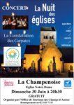 Eglise Notre Dame de La Champenoise