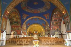 Visite libre de l'église Notre-Dame-du-Calvaire Église Notre-Dame-du-Calvaire