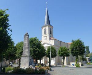 Eglise Notre Dame Eglise de Sainte-Hermine