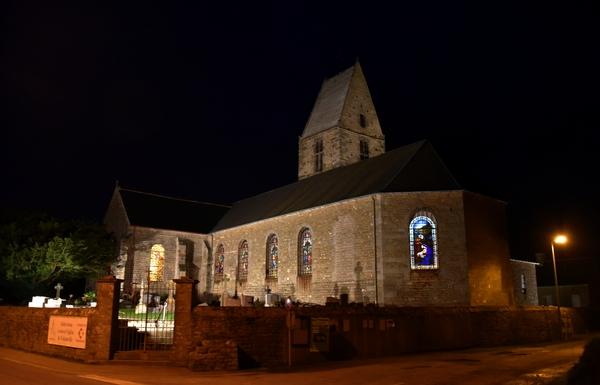 Eglise Notre Dame et Saint Firmin de Valcanville