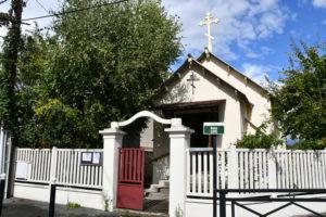 Eglise orthodoxe Saint-Séraphim de Sarov Eglise Saint-Seraphim de Sarov