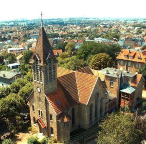 Visite libre du Temple protestant du Raincy Église protestante unie du Raincy et des environs