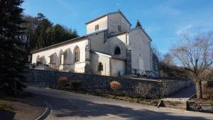 Eglise Saint Aignan Effincourt diocése Langres église effincourt rue principale