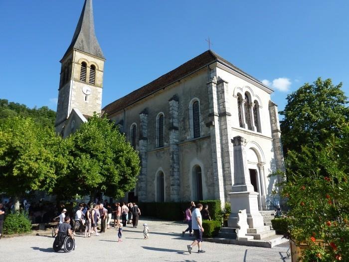 église Saint-Aupre-le-Bas