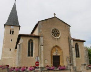 Eglise Saint-Géréon de Vandières