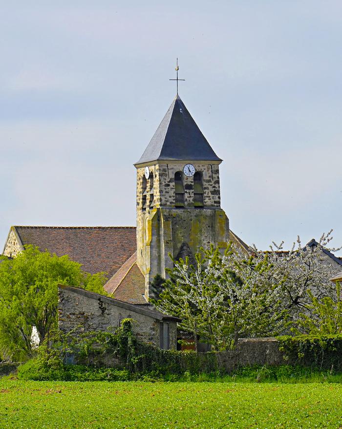 Visite libre de l'église Saint Germain Église Saint-Germain