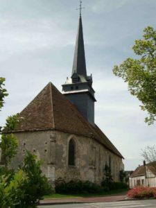 Eglise Saint Jean-Baptiste de Bois-le-Roi