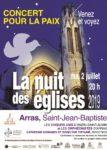 Eglise Saint Jean-Baptiste d'Arras
