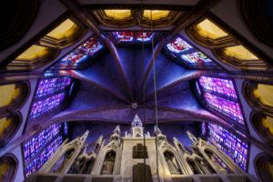 Visite libre d'une chapelle de style néo-gothique Eglise Saint-Joseph-Saint-Louis de Beauregard