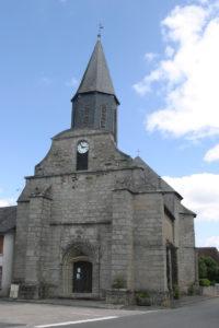 Visite libre de l'église Église Saint-Julien-de-Brioude et Saint-Roch