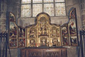 Eglise Saint-Laurent de Pont-à-Mousson