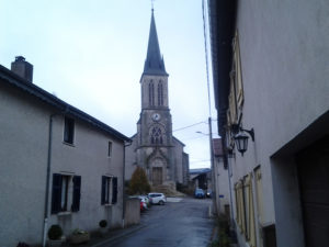 Eglise Saint-Martin de Benney