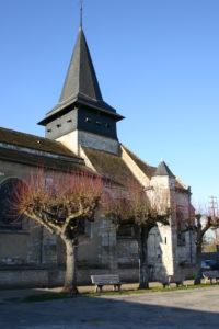 Eglise Saint Martin de Gasny