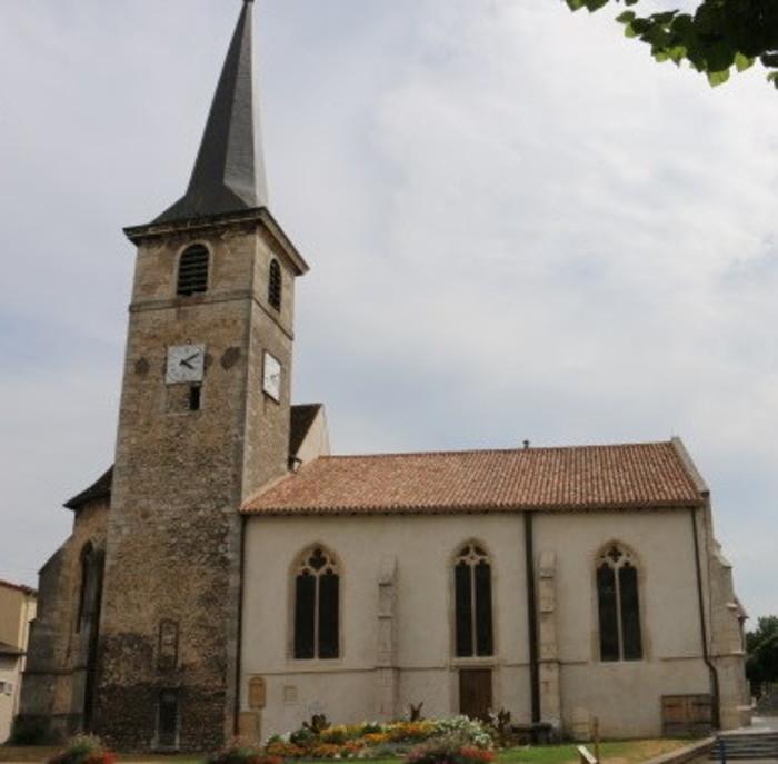 Eglise Saint-Martin de Pagny-sur-Moselle