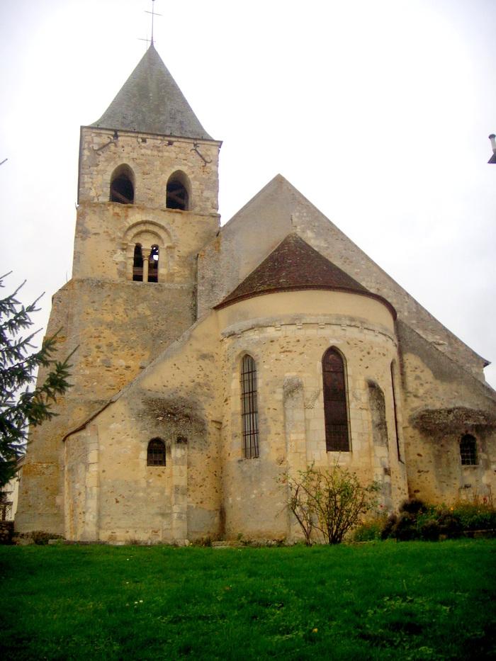 Eglise Saint-Martin Montlevon