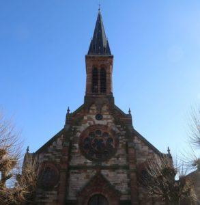 Eglise Saint Maur de Luneville