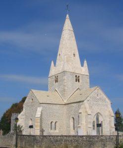 Visite de l'Église Saint-Maurice Église Saint Maurice de Thoisy-le-Desert