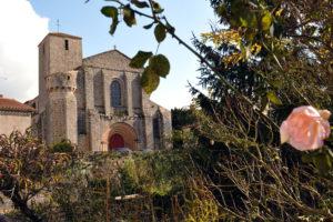 Eglise Saint Nicolas XIème siècle classée monument historique Eglise Saint-Nicolas