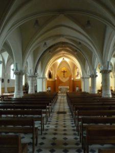 Visite libre de l'église Saint-Philippe-Saint-Jacques Église Saint-Philippe-Saint-Jacques
