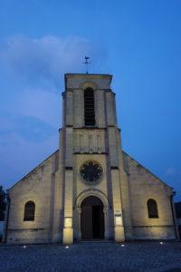 Eglise Saint Pierre aux Liens de Laon