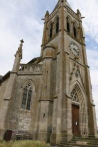Eglise Saint-Rémy de Pannes