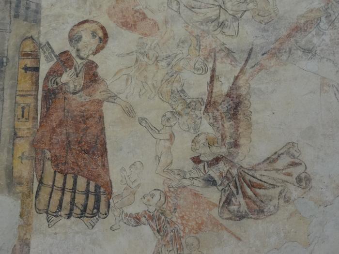 Eglise Saint Sauveur et église de Martignac