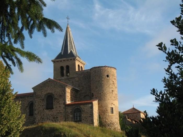 Eglise Saint-Verny de Beaulieu