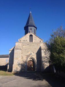 Eglise Sainte Anne de La Croisille-sur-Briance