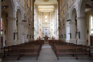 Visite libre de l'église Sainte-Geneviève Eglise Sainte-Geneviève