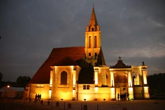 Eglise St Christophe de Cergy - Diocèse de Pontoise église Saint Christophe