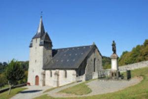 Eglise St Roch de St Amand Jartoudeix 23400  Diocèse de Limoges Eglise St Roch