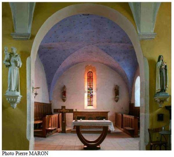Eglise St Vincent de Nattages
