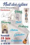 Eglise Ste Marguerite de Davézieux