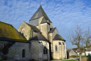 Decouverte du coeur de Villandry -Indre et loire Eglise Villandry