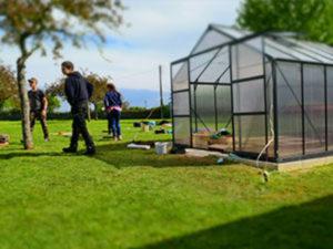 En Vert et Avec Tous – Une pédagogie pour cultiver le bien-manger Nuances de sciences : le village du Campus !
