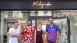 Enregistrement de 89dB : l'émission des sorties à Strasbourg Galerie Malagacha