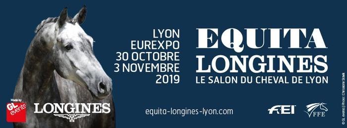 Equita Longines à Eurexpo (69) Eurexpo