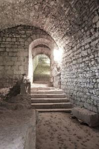 Escape game dans les salles basses Château des ducs de Savoie