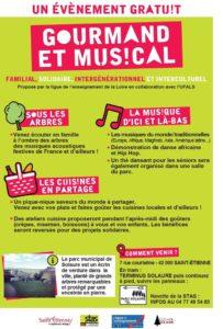 (évènement solidaire) Pique-nique musical du Monde