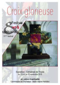 """Exposition autour du thème """"La Croix glorieuse"""" Cathédrale Saint-Pierre-et-Saint-Paul"""