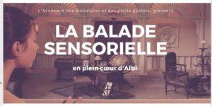 """Exposition """"Balade sensorielle"""" Musée académie des miniatures"""
