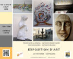 Exposition Collective la Fontorse