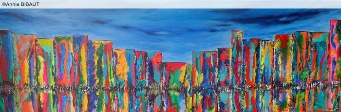 Exposition de peinture Le rêve de l'Escalier