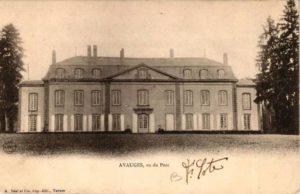 Visite libre Château d'Avauges