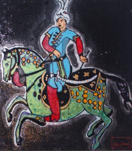 Exposition des œuvres d'Adu Jahmal Château de Monte-Cristo - Demeure d'Alexandre Dumas