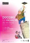 Exposition Ducobu en vacances Rue Eau-de-Robec
