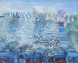 """Exposition """"Dufy au Havre"""" MUMA - Musée d'art moderne André Malraux"""