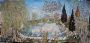 Journées du Matrimoine - Exposition de tapisseries brodées - Jacotte Bellemin Maison du Patrimoine Espace Jacotte Bellemin
