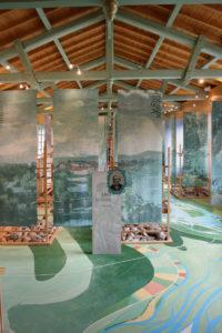 Exposition Mémoire du Rhin Petite Camargue Alsacienne Reserve Naturelle