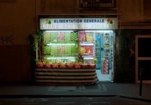 Exposition : Petite épicerie de nuit Bibliothèque Romain Rolland